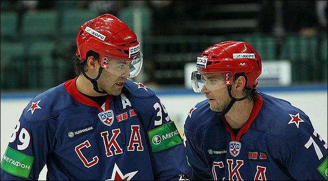 25.10.2010. Салават Юлаев - СКА - 4:3 (ПБ). Фото 03.