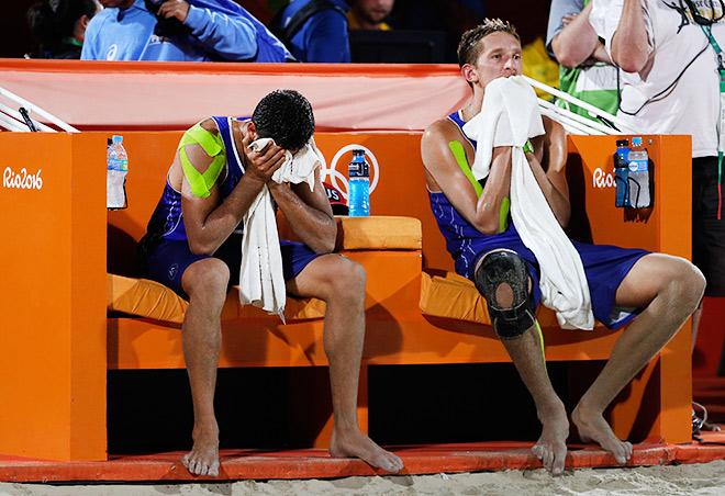 Олимпийские игры в Рио-де-Жанейро – лучшие фотографии за 16 августа
