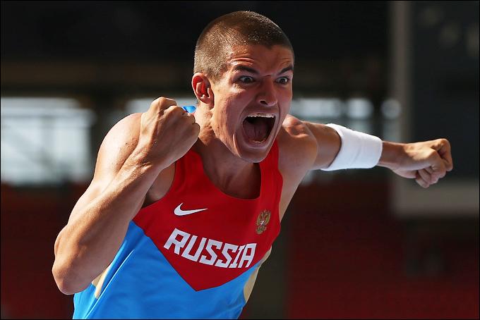 Илья Шкуренёв курьёзно взял 5,40 с шестом
