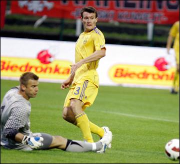 Артём Федецкий уже играл против Польши