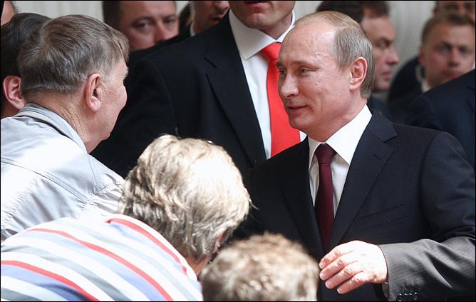 """""""Не беспокойся, Виктор Васильевич, это не проблема…"""""""