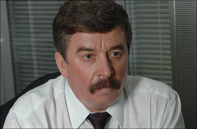 Президент Национальной федерации бадминтона России Сергей Шахрай