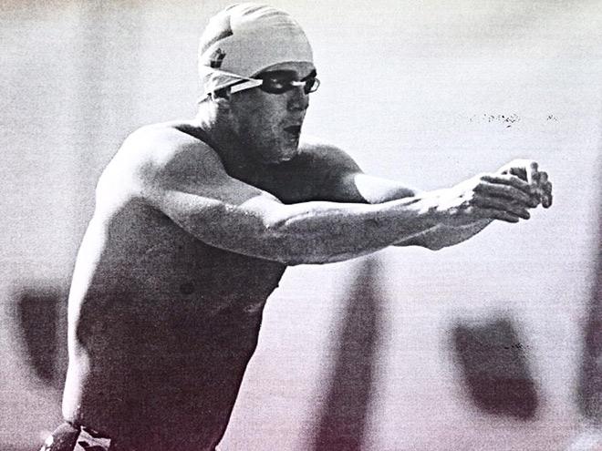 Дмитрий Волков на Олимпиаде в Барселоне