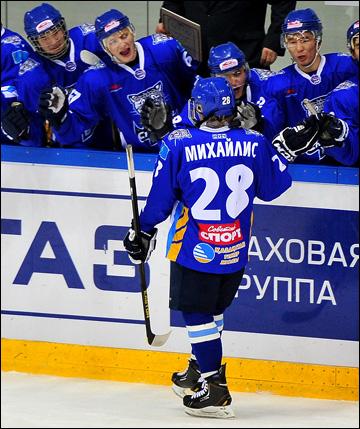 Никита Михайлис и его команда