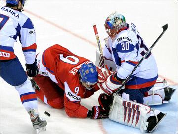 Чехия против Словакии
