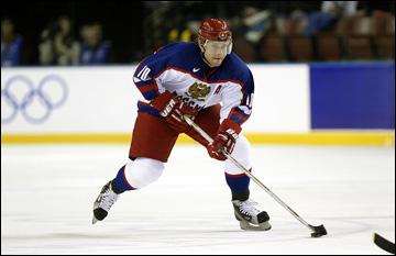 Павел Буре в сборной России, 2002 год