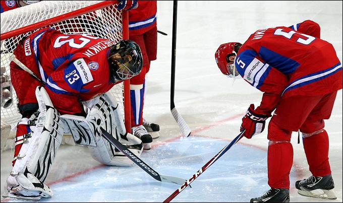 Вратарь и капитан: Василий Кошечкин и Илья Никулин