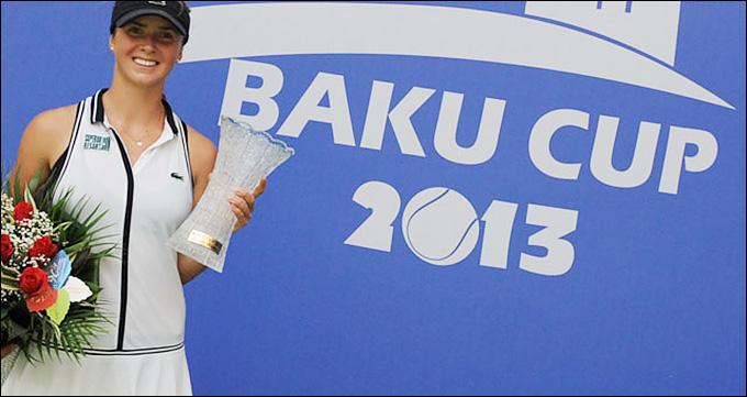 Элина Свитолина завоевала первый титул WTA