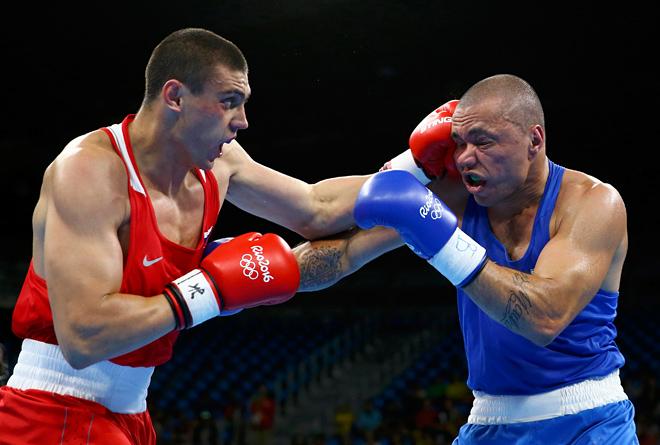 Кубанский боксер Тищенко пробился в ¼ финала олимпийского турнира