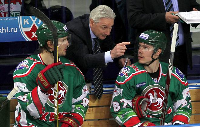 Зинэтула Билялетдинов и его «Ак Барс»