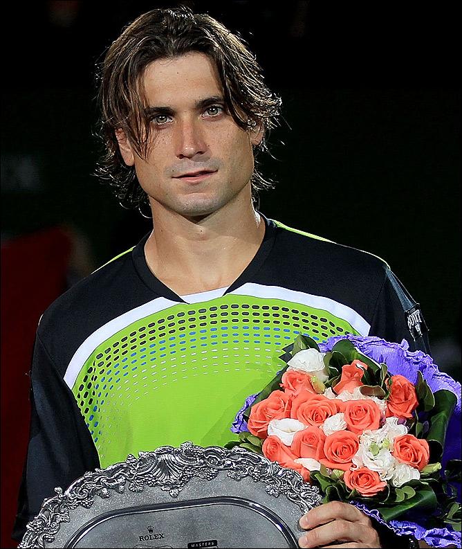 Давид Феррер обеспечил поездку в столицу Олимпиады-2012
