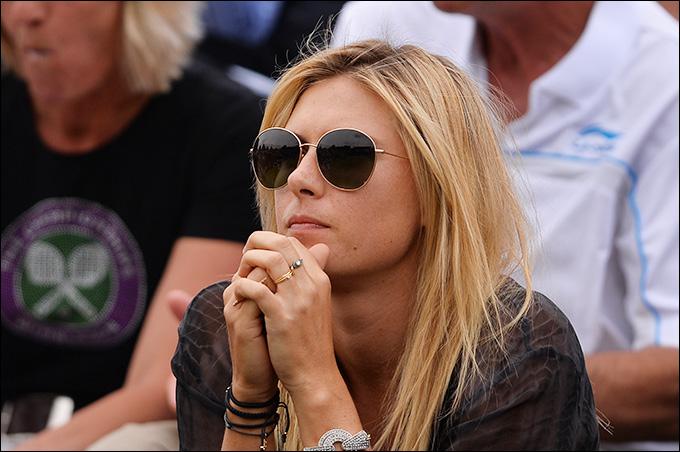 Мария Шарапова не сможет сыграть в Канаде