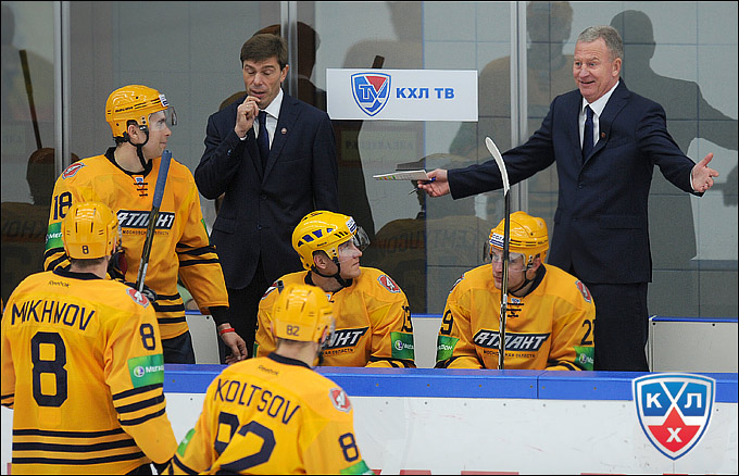 Янне Карлссон и его команда