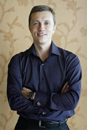 Организатор серии Дмитрий Ганин
