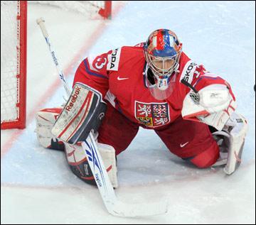 Якуб Штепанек: Когда я играл в Чехии, там не было рекламных пауз, там отъезжал только при уборке снега и всегда становился слева от ворот