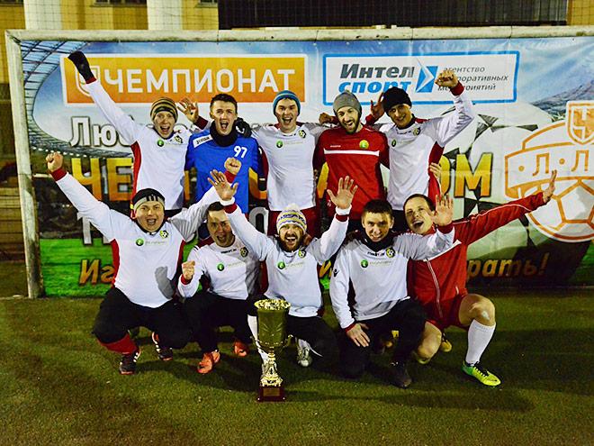 Команда S7 — чемпион!