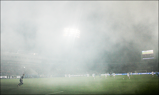 Дым тура
