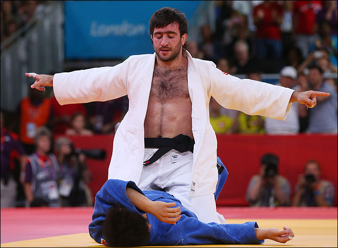 Мансур Исаев — Олимпийский чемпион Лондона
