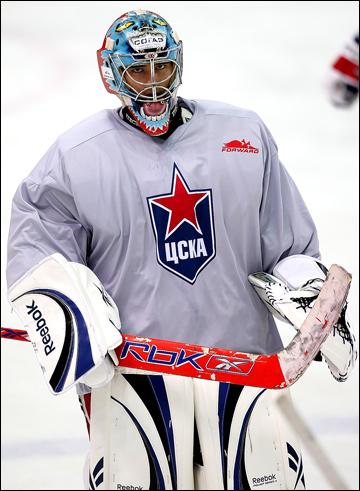 Никита Беспалов в ЦСКА, 2009 год