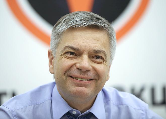 Сергей Шишкарёв в гостях у «Чемпионата»
