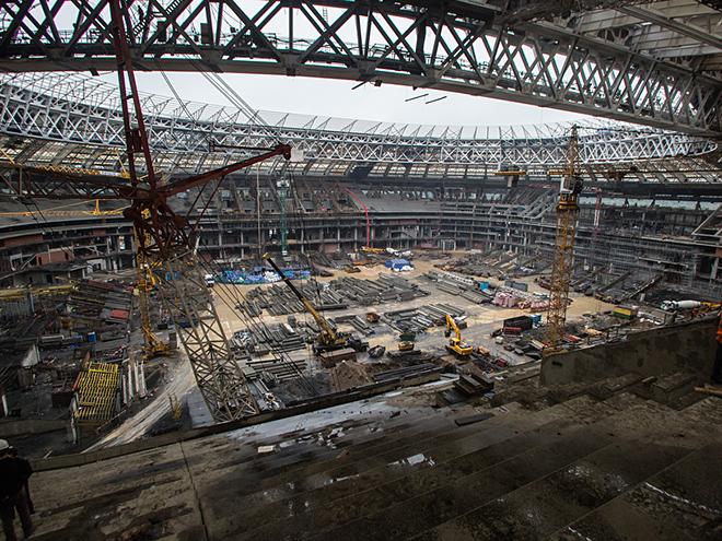 «Стадион Лужники»