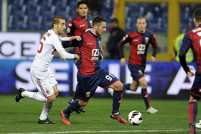 """""""Дженоа"""" — """"Милан"""" — 0:2"""
