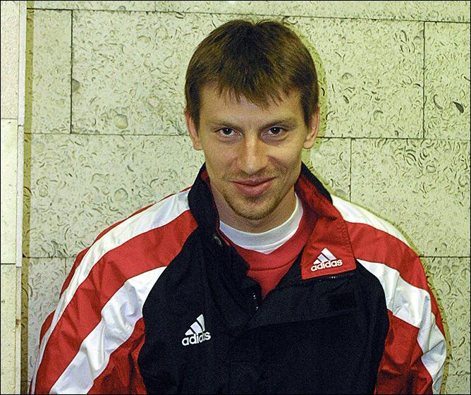 """Лучшие годы нападающего Ширко прошли в """"Спартаке""""."""