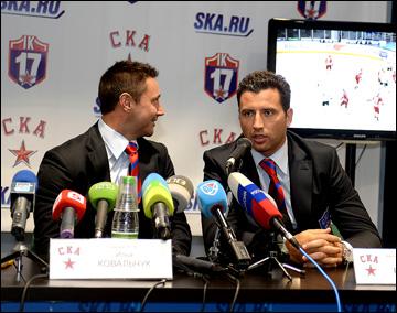 Илья Ковальчук и Роман Ротенберг