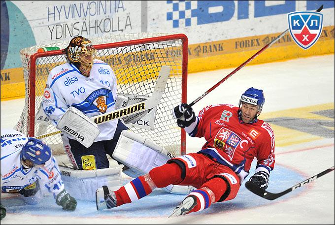 9 ноября 2012 года. Турку. Кубок Карьяла. Финляндия — Чехия — 0:1