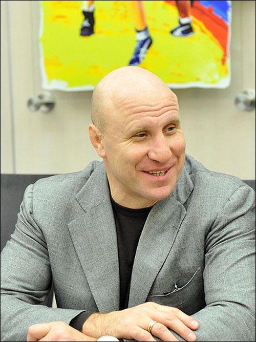 Михаил Мамиашвили управляет своей федерацией твёрдой рукой