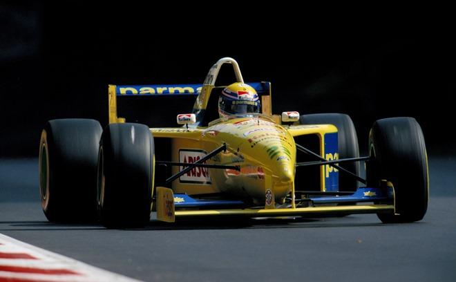 Карьера Морено в Ф-1 была завершена в «Форти» в 1995-м