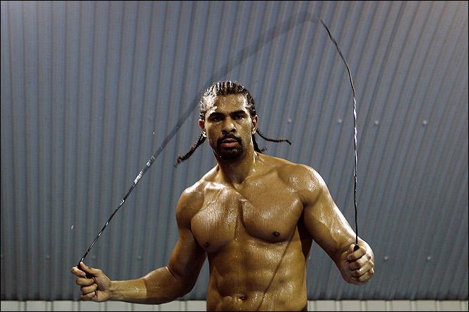 Хэй обещает стать абсолютным чемпионом в супертяжёлом весе, повторив тем самым свой успех по объединению титулов в крузервейте.