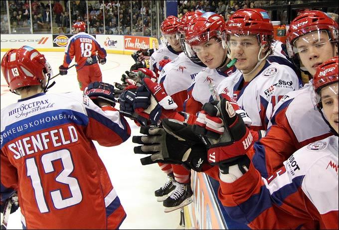Сборная России (U20) — победитель Subway Super Series-2012
