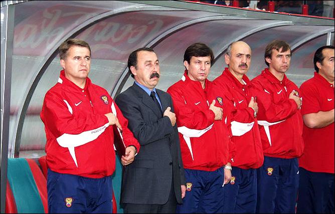 """И. Рабинер. """"Секреты футбольных маэстро"""". Газзаев. Фото 03."""