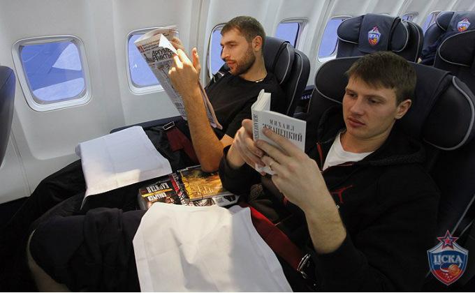 Дмитрий Соколов и Андрей Воронцевич