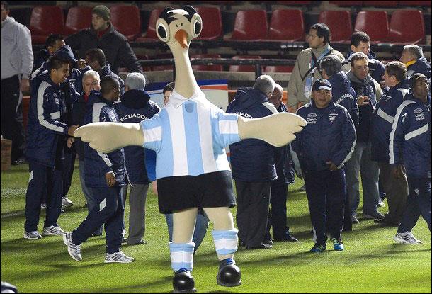 В Аргентине холодно. Зима, она и в Южной Америке зима…