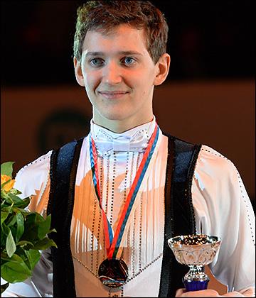Максим Ковтун остался недоволен серебром домашнего этапа Гран-при
