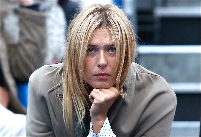 Мария Шарапова