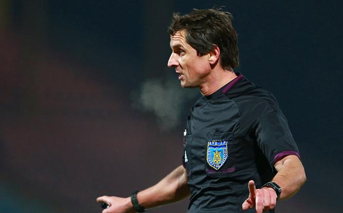 Виталий Годулян в последнем матче обошелся без пенальти