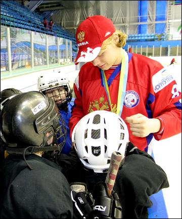 Чемпион мира среди юниоров Василий Токранов