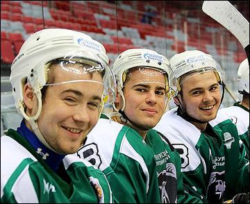 Праздник любительского хоккея в Сочи