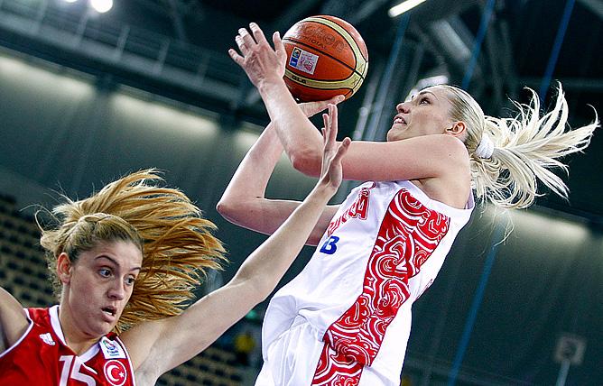 В игре — Мария Степанова