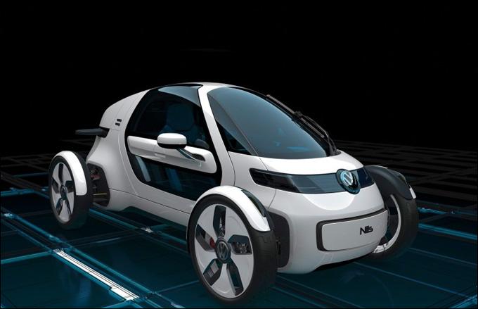 Так, по мнению инженеров Volkswagen, выглядит электрокар будущего. Его кодовое имя Nils