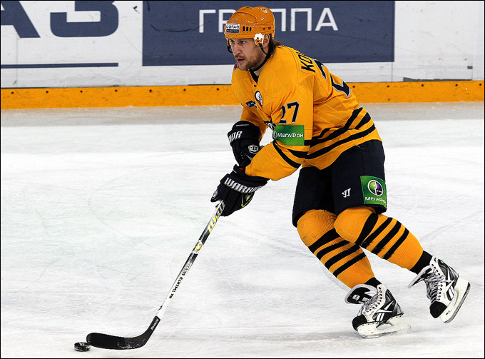 Алексей Ковалев