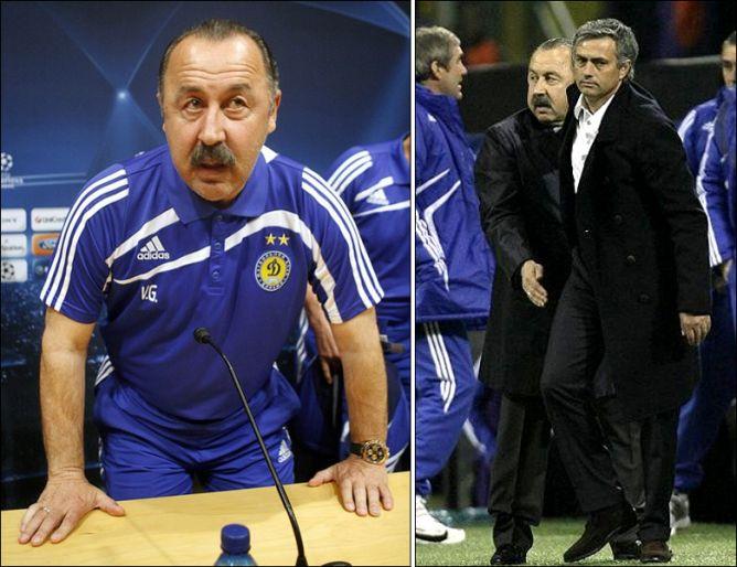 """И. Рабинер. """"Секреты футбольных маэстро"""". Газзаев. Фото 11."""