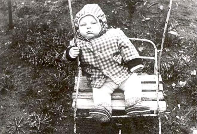 Фёдор в детстве