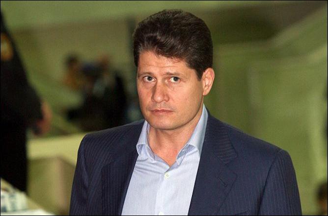 Михаил Тюркин