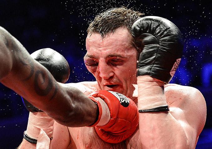 Денис Лебедев попытается взять реванш у Гильермо Джонса, отомстив за поражение годичной давности, которое едва не сделало его инвалидом.