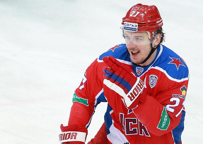 Прогресс сезона: Игорь Григоренко
