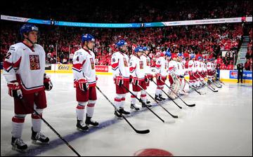 Сборная Чехии — наш соперник по четвертьфиналу